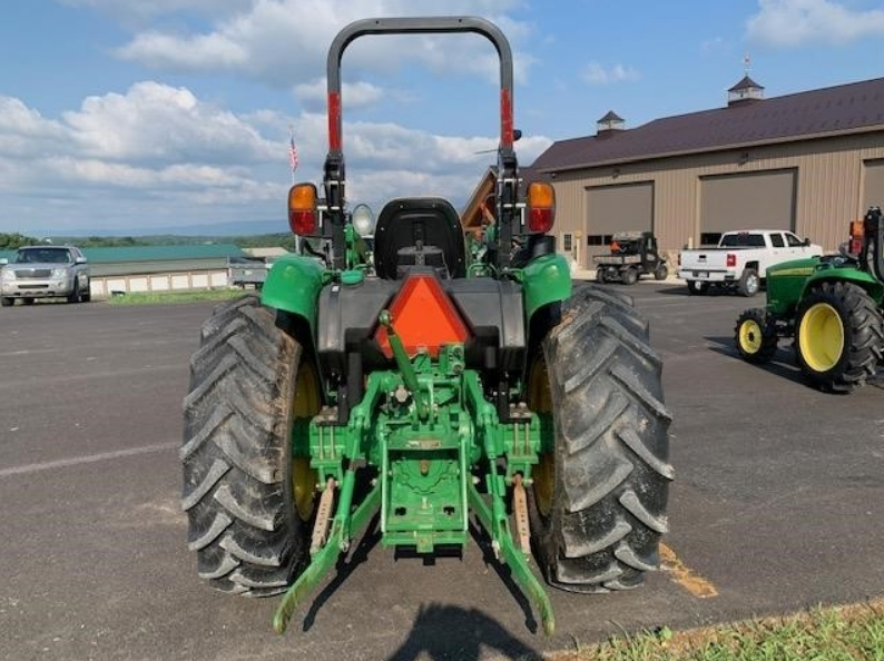 John Deere 5045e with loader for sale in VICTORIA Texas 2