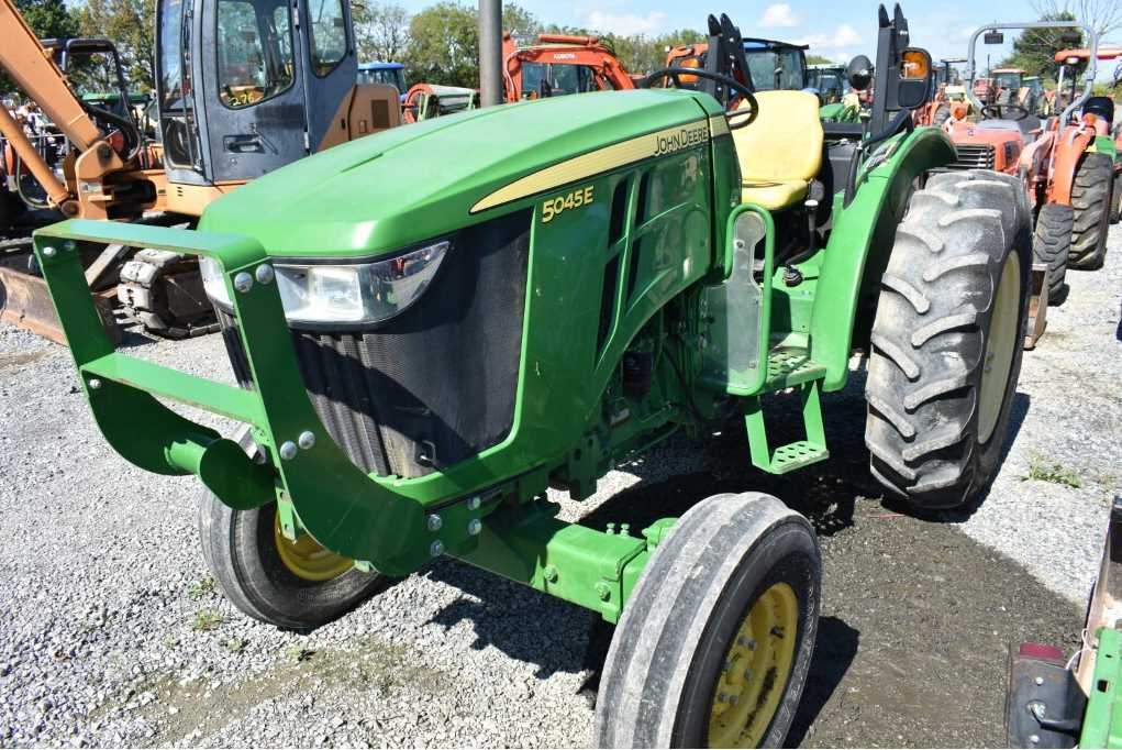 Used John Deere 5045E for sale in India 1