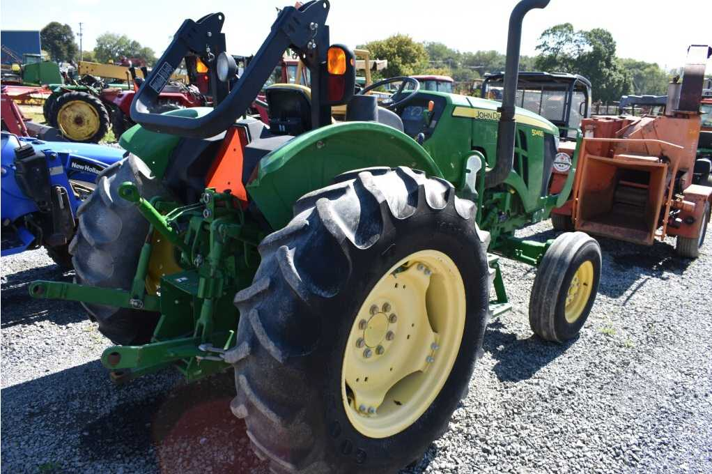 Used John Deere 5045E for sale in India 3