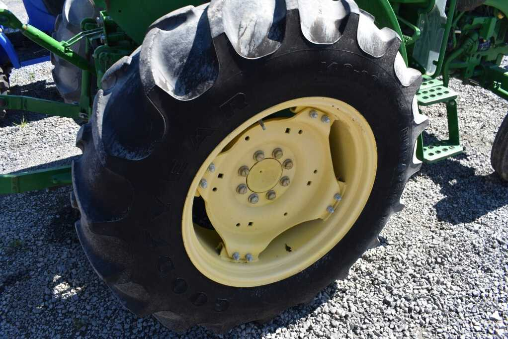 Used John Deere 5045E for sale in India 5
